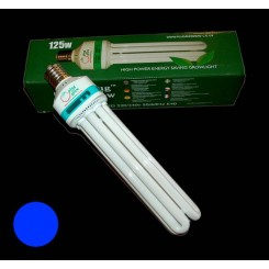 Plug & Grow 125W Sparepære / CFL - 6400K Kold hvid
