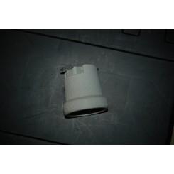 E40 fatning - uden ledning, til vandret montering