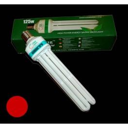 Plug & Grow 125W Sparepære / CFL - 2700K Varm hvid(RED)
